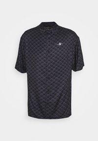 MONOGRAM RESORT SHIRT - Košile - black