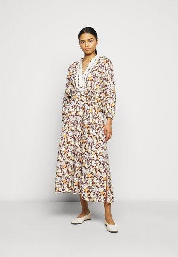 PRINTED PUFFED SLEEVE DRESS - Day dress - reverie