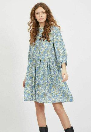 Day dress - blue bell