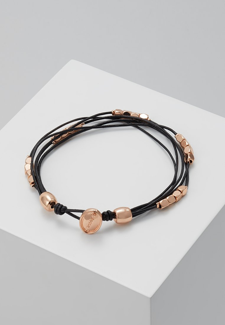 Fossil - FASHION - Bransoletka - rosegold-coloured