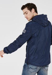 Harlem Soul - KNOX-VILLE - Windbreaker - middle blue - 2