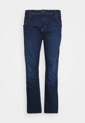 Džíny Straight Fit - blue dark wash