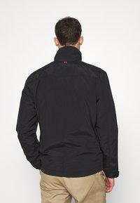 Napapijri - SHELTER - Summer jacket - black - 2