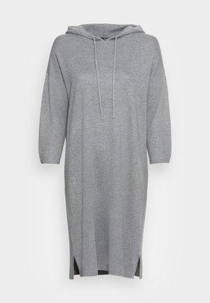 WOLERS  - Pletené šaty - easy grey