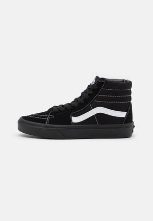 SK8 UNISEX - Høye joggesko - black/true white