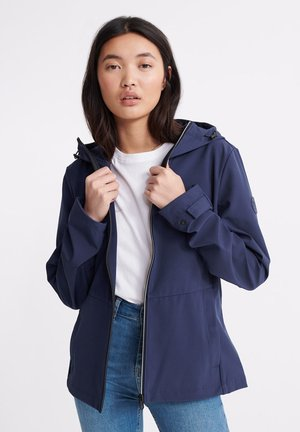 Summer jacket - atlantic navy
