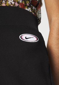 Nike Sportswear - Trousers - black/white - 4