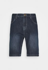 Brave Soul - Short en jean - dark blue wash - 3