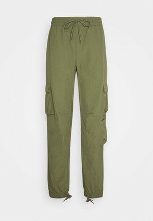 ADMIRAL UNISEX - Cargo trousers - four leav clover
