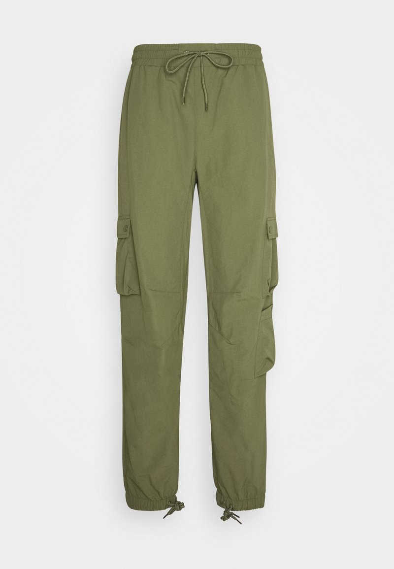 Russell Athletic Eagle R - ADMIRAL UNISEX - Cargo trousers - four leav clover