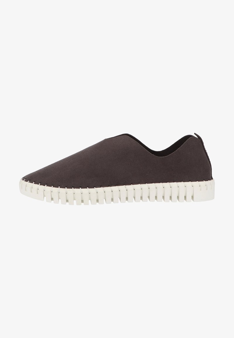 Sansibar Shoes - Półbuty wsuwane - dunkelgrau
