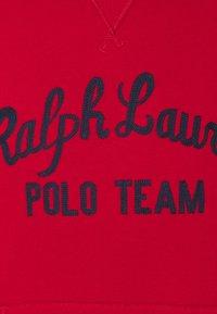 Polo Ralph Lauren - MAGIC - Sweat à capuche - red - 2