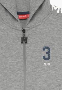 Monta Juniors - CRATO - Zip-up hoodie - heather grey - 3