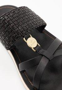 GANT - FLATVILLE - Pantofle - black - 2