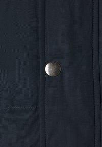 GAP - SHORT PUFFER - Winter jacket - new classic navy - 2