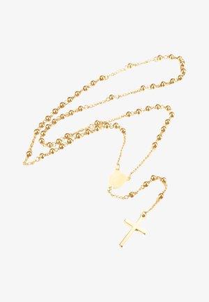 Halsband - goldfarben