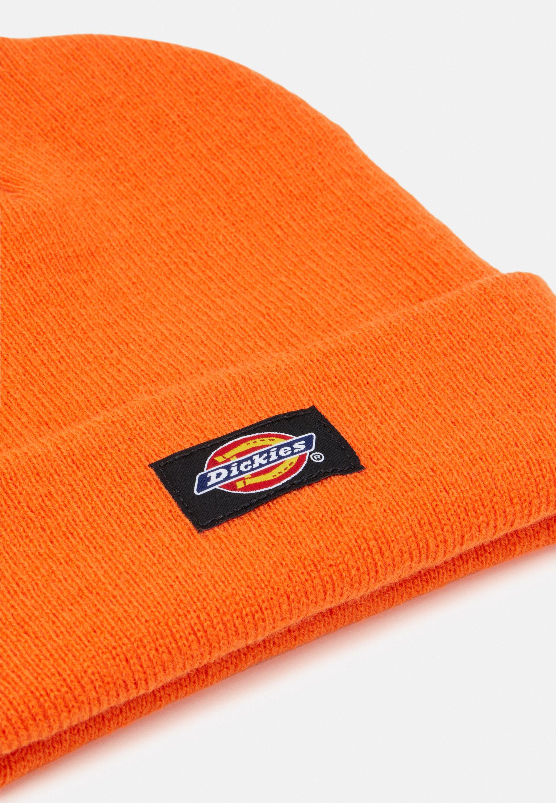 Dickies GIBSLAND - Lue - bright orange/oransje ByHDr2be3Fpy1Jp