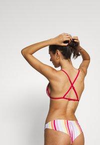 Roxy - BEACH CLASSICS FIX TRI - Bikini top - mauve - 2