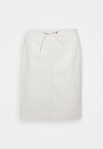 CELIA - Miniskjørt - white
