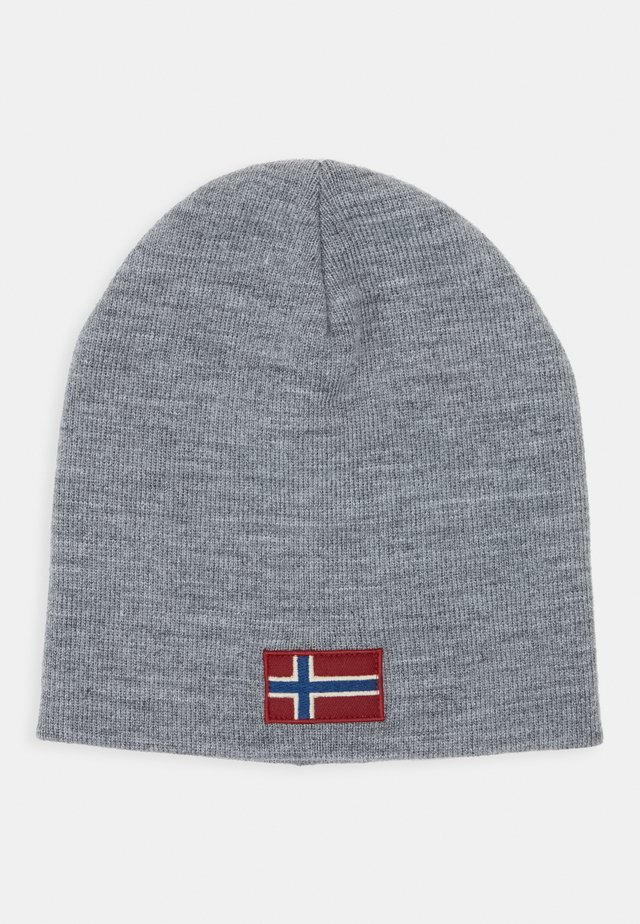 FIRA - Bonnet - medium grey melange