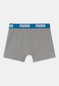 Puma - BOYS BASIC 4 PACK - Pants - blue/grey - 1