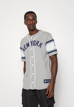 MLB NEW YORK YANKEES FRANCHISE SUPPORTERS - Club wear - sports grey