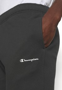 Champion - LEGACY STRAIGHT HEM PANTS - Træningsbukser - black - 4