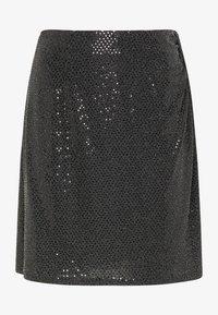 schwarz silber