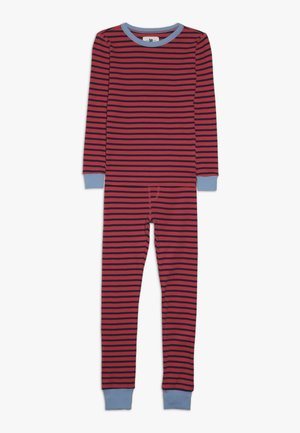 SLEEP  - Pyjama set - brick/indigo