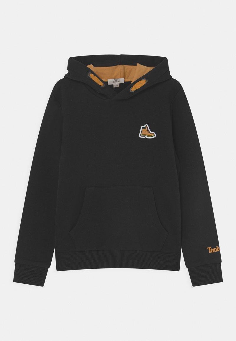 Timberland - HOODED  - Sweatshirt - black
