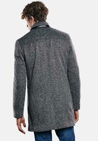 Engbers - Classic coat - grau - 2