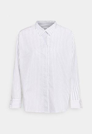 GASTON - Button-down blouse - white
