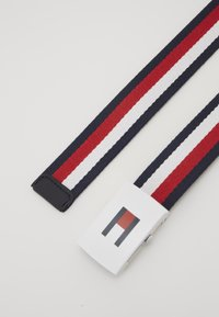 Tommy Hilfiger - PLAQUE BELT - Cinturón - multi - 3