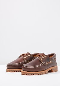 Timberland - AUTHENTICS  - Boat shoes - braun - 2