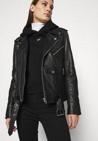 Denham - NEEDLE - Jeans Skinny Fit - black - 3