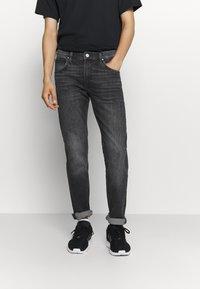 Lee - DAREN - Jeans straight leg - worn magnet - 0