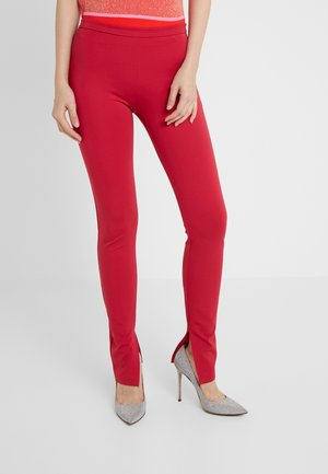 Leggings - Trousers - rosso persiano