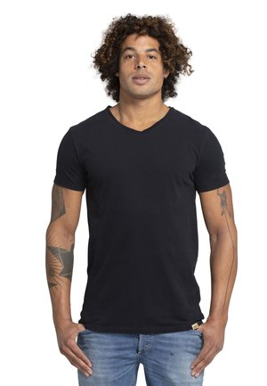 LIMITED TO 360 PIECES  - Basic T-shirt - black