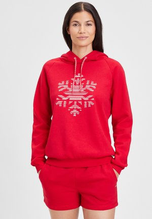 Sweatshirt - cherryrot
