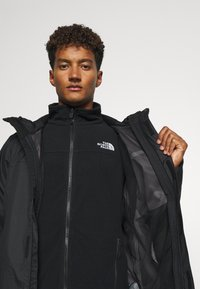 The North Face - CORDILLERA TRICLIMATE JACKET 2-IN-1 - Blouson - black/white - 4