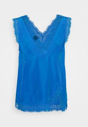SEMOLINO HABUTAY SOFT TOUCH - Blouse - blue
