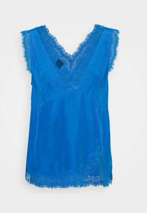 SEMOLINO HABUTAY SOFT TOUCH - Blůza - blue