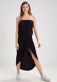 Urban Classics - Maxi dress - black - 0