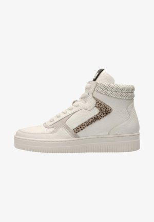 Sneakers laag - white/pixel offwhi