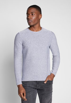 PULLOVER, CREW NECK - Svetr - multi/total eclipse