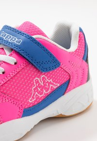 Kappa - DROUM II - Sports shoes - freaky pink/white - 2
