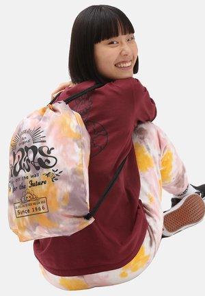 WM BENCHED BAG - Sports bag - golden tie dye