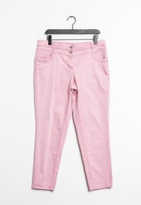 GINA LAURA - Trousers - pink - 0