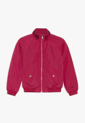 LOGO JACKET - Light jacket - pink