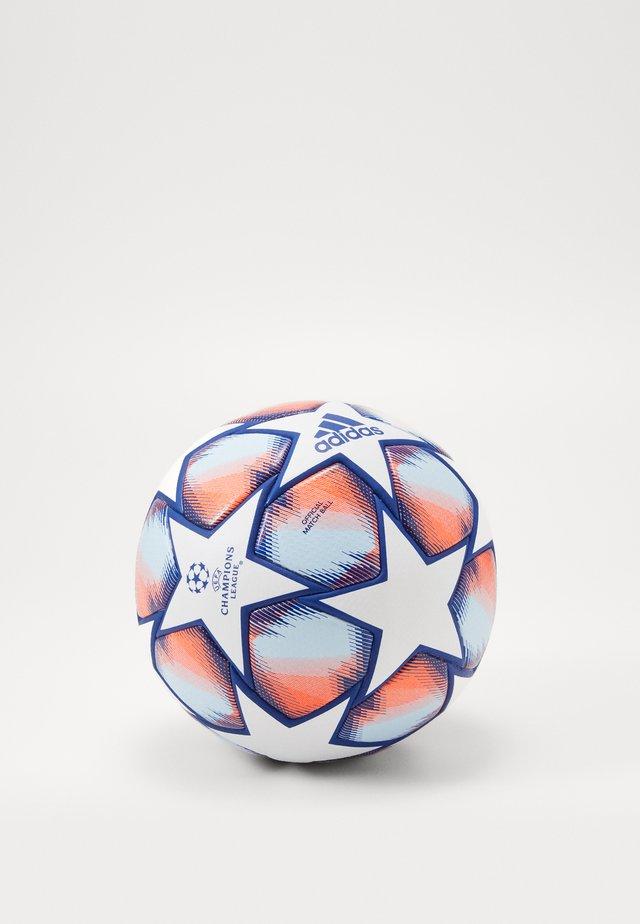 FIN 20 PRO - Equipement de football - white/royblu/sigcor/s